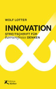 Wolf Lotter Buch Innovation